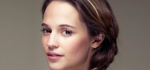 Alicia vikander swedish