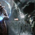Benedict as dr strange cool