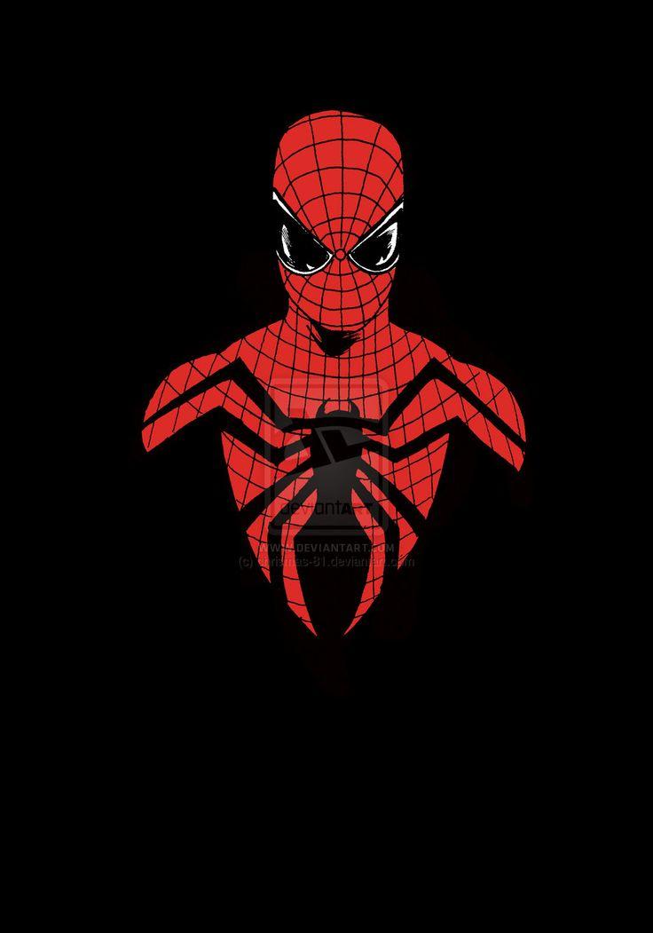 Обои на айфон человек паук