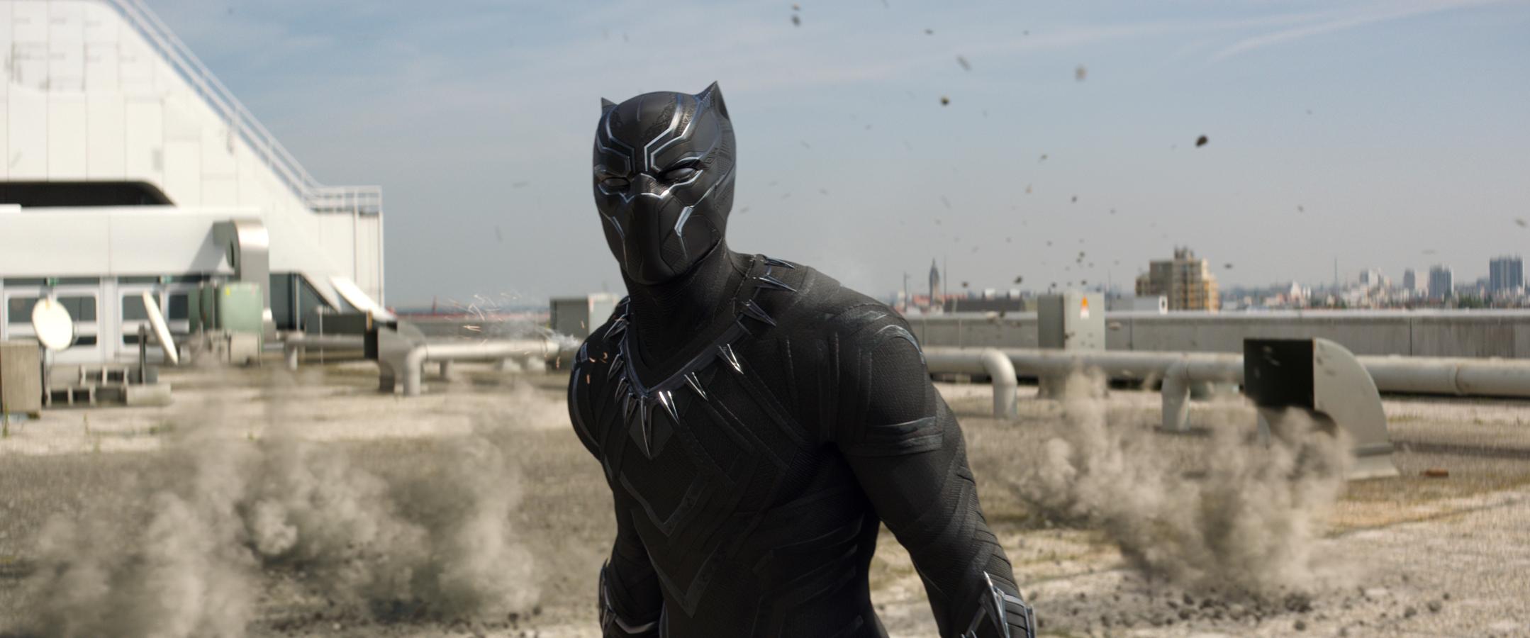 Black panther movie wallpaper 1