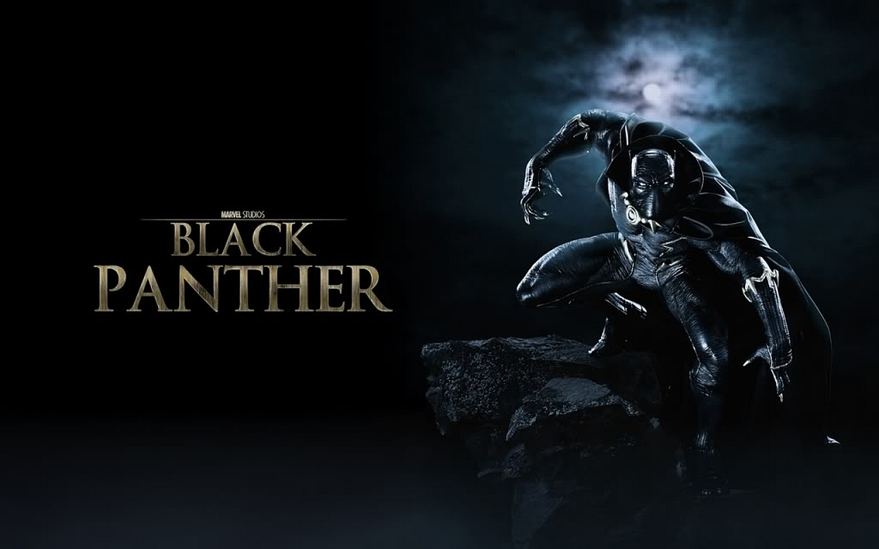 Download Black Panther Wallpaper For Iphone Ipad