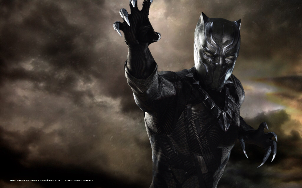 gallery for marvel black panther wallpaper
