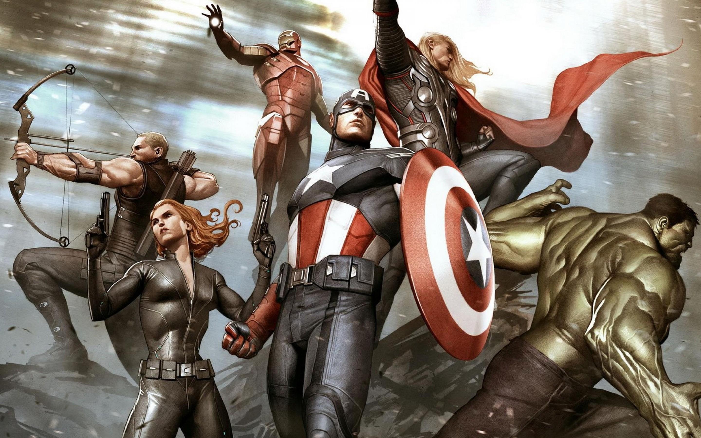 Captain America Avengers Wallpaper Ios Mode