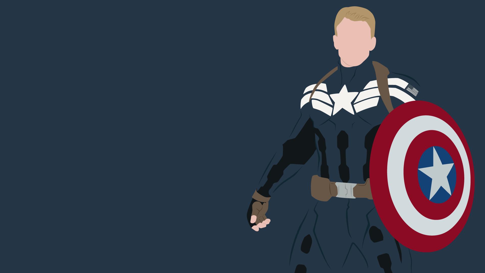 Download Captain America Wallpaper For Iphone Ipad