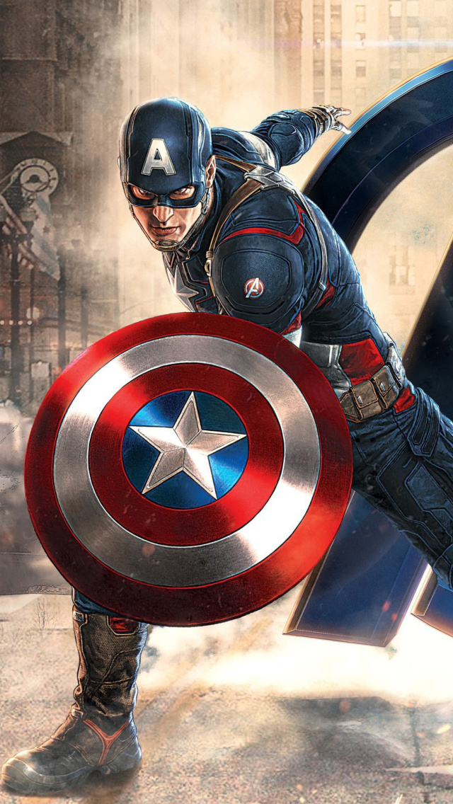 Captain America Wallpapers For IPhone U0026 IPad