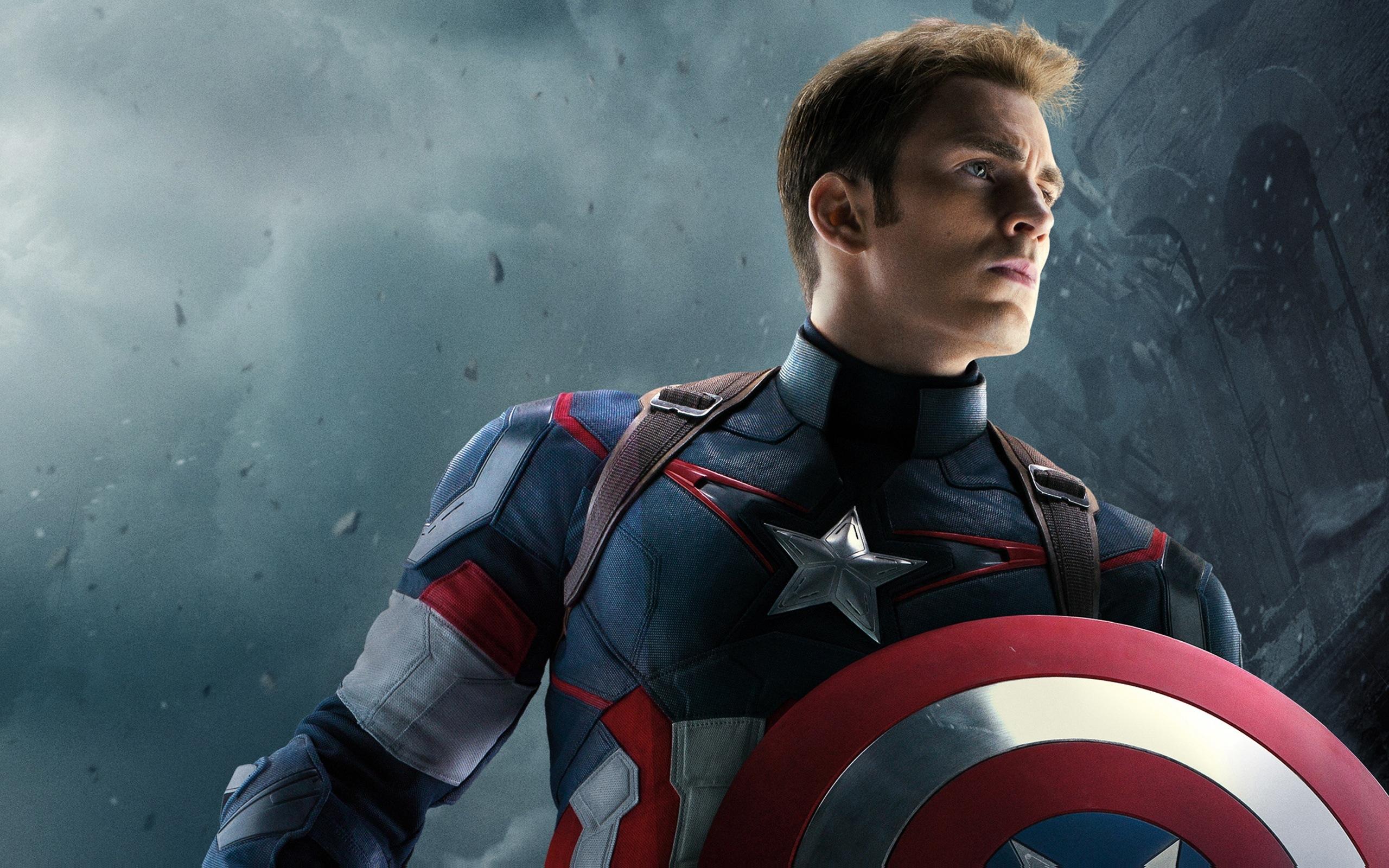 Chris Evans As Captain America Wallpaper Hd Ios Mode