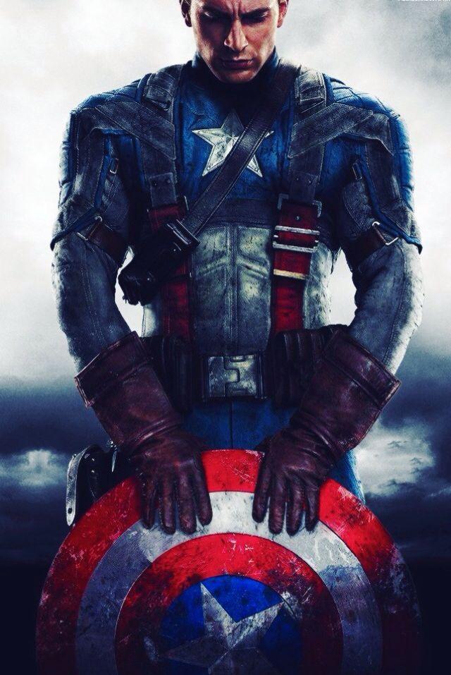 Chris Evans As Captain America Iphone7 Ios Mode