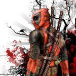 Deadpool cool wallpaper