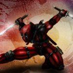 Deadpool redsuit