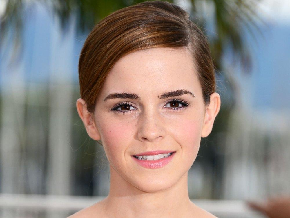 Emma watson face wallpaper