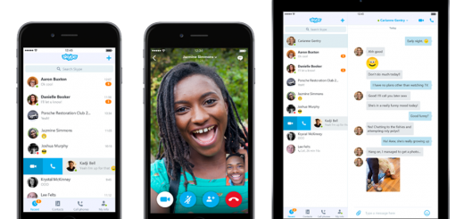Install Skype For iOS