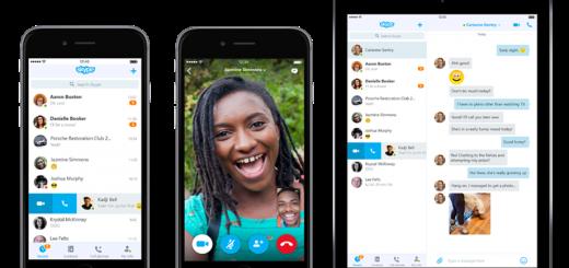 Install Skype For iOS