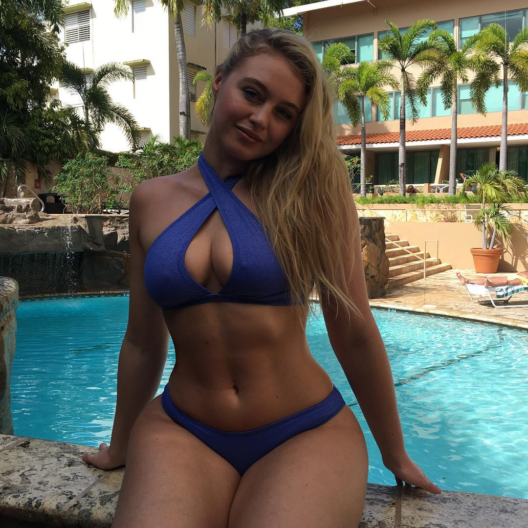 Iskra lawrence hot wallpaper