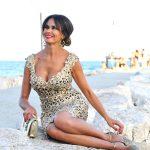 Maria grazia cucinotta actress legs