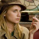 Melanie laurent smoking