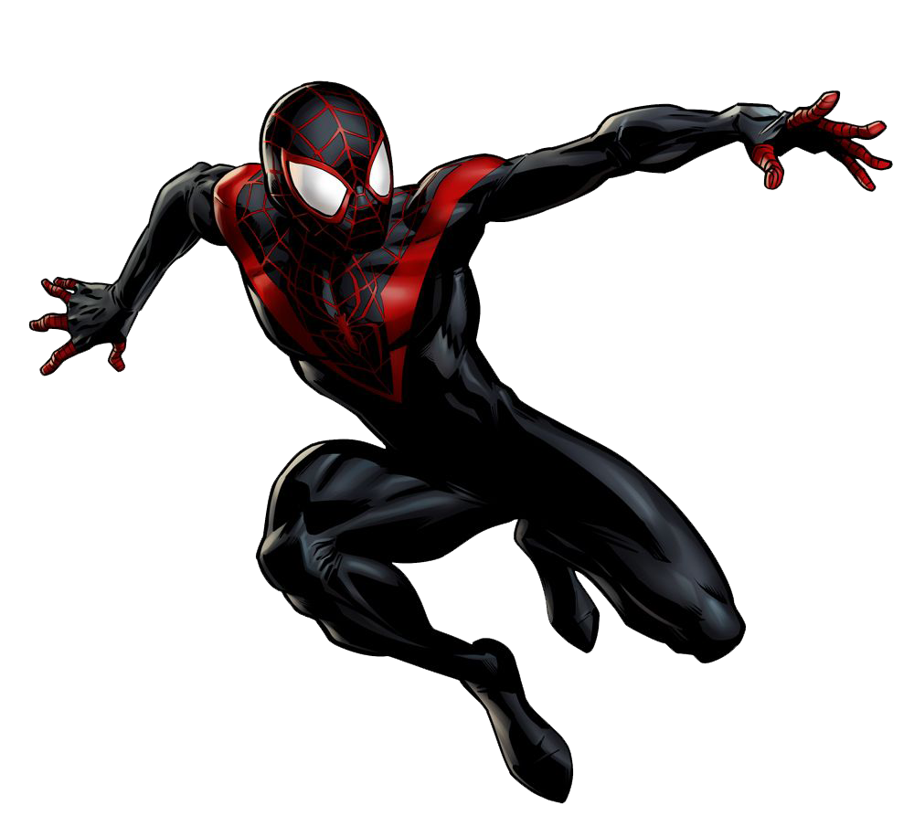 Miles Morales For Iphone Wallpaper Ios Mode