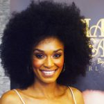 Pearl thusi afro african proud