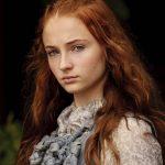Sophie turner actress wallpaper