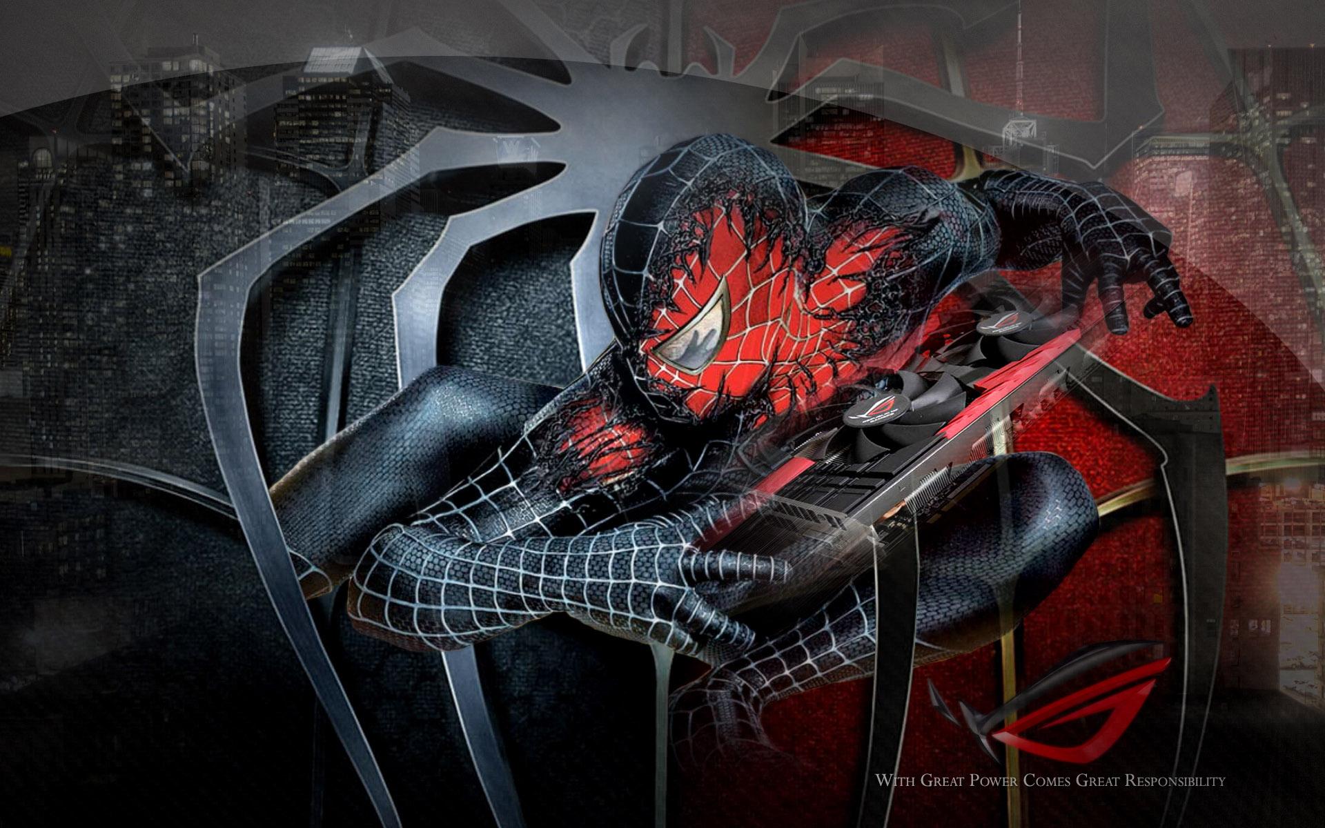 Download Spiderman Wallpaper For Iphone Ipad