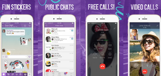 Viber Messenger App For iOS