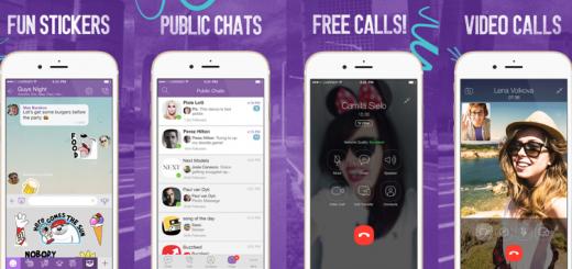 Viber Messenger App For iOS