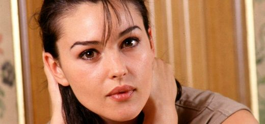 Younger monica bellucci