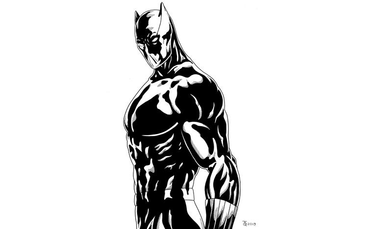 Iphone7 black white background
