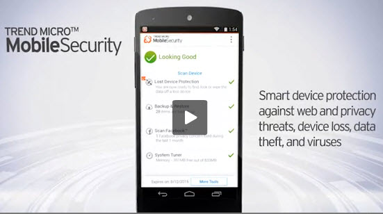 Trend Micro Mobile Security For iPhone and iPad