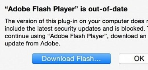 Apple disables old flash player versions due to security vulnerabilities