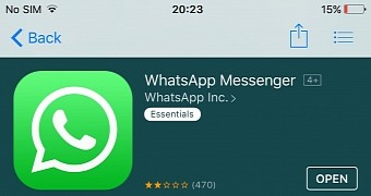 , WhatsApp 2.16.5 for iPhone Crashing at Random Times After Latest Update – Updated
