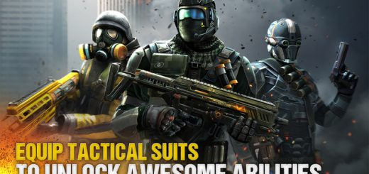 , Best Action Games For iPhone & iPad