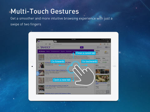 Install UC Browser Plus For iPad