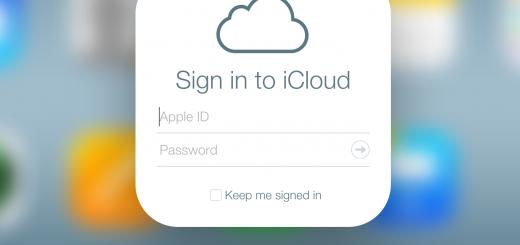 iCloud For iPhone & iPad