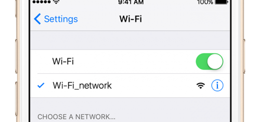 iPhone Wifi Connection