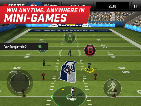 Madden NFL For iOS