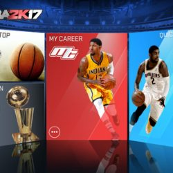 Play NBA 2K17 For iOS