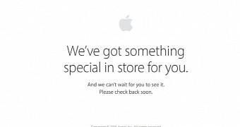 , Apple Store Down Ahead of Official iPhone 7 Launch