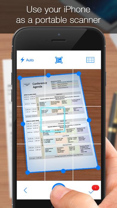 Iscanner pdf scanner