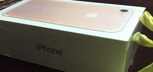 , Purported iPhone 7 Box Leaks with a Few Unexpected Changes