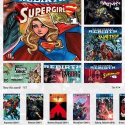 Dc comics app install