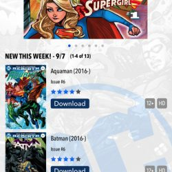 , Download DC Comics For iOS