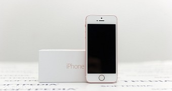 , iOS Far Behind Android Despite Strong iPhone SE Sales