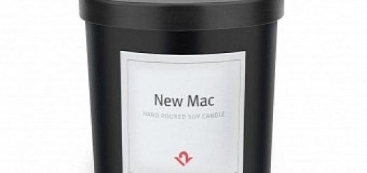 , No Joke: There's a Candle That Smells like a New Apple MacBook