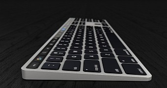 , Apple Keyboard with OLED Touch Bar Makes Sense, Here's How it Could Look