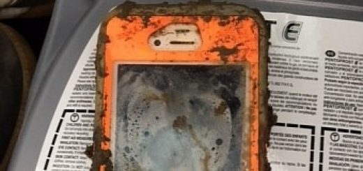 Man drops iphone in frozen lake finds it one year later in working condition