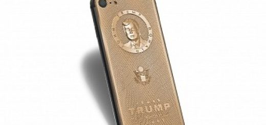 Trump edition gold plated iphone 7 up for grabs for 3 000