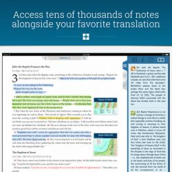 Download NIV Study Bible App