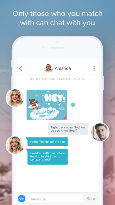 Tinder Dating For iPad