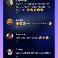 Hooked chat stories free
