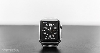 , Apple Files Patent for Manual Winding Mechanism for Apple Watch